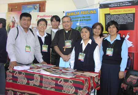 Familia Paulina en Perú