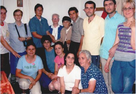 In visita a una famiglia di Lurth