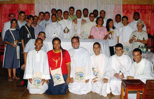 Os Missionários