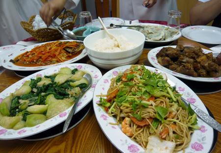 Notizie da taiwan for Piatti tipici cinesi
